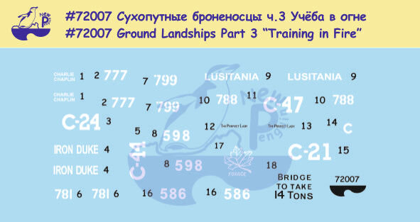 "72007 Ground Landships (Part 3) ""Training in Fire"""